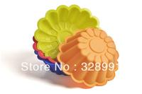 silicone Petals cake mould