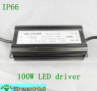 100W led Constant Current Driver,Floodlight power,Input voltage AC100-240V,Waterproof IP65,2pcs/lot,free shipping!!