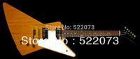best china guitar Custom Shop 50th Anniversary '58 Antique Natural Electric Guitar OEM Musical