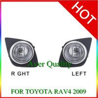 New Arrival  Free shipping Fog Lamp FOR TOYOTA RAV4 2009 model