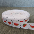 Fashion Cartoon 1'' (25mm) Printed Grosgrain Ribbon Hair Bows Ribbon  002#