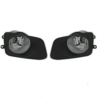 High Quality Fog Lamp FOR TOYOTA COROLLA AXIO/FIELDER 2007+buttton+free shipping