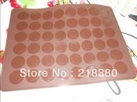 48 Large macaron pad macarons silica gel oven mat baking tools puffs mat