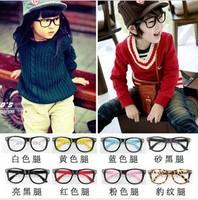 Free shipping wholesale girls sunglasses frame fashion children eyeglasses frame eyewear accessories wintersweet style multi