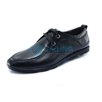 Free shipping!!!  2013 new men's summer ventilation casual shoes hole hole shoes men's shoes in summer