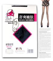 30d Mask Princess bikini plus crotch abdomen drawing wire pantyhose silk stockings ultra-thin