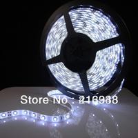 LJY LED!Cheap !Waterproof Cool White LED Strip 3528 SMD 300LED 5M Flexible Lamp Light DC12V
