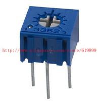 Potentiometer  3362P-1-205LF  3362P-1-205   3362P  2M  DIP   Free Shipping