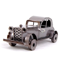 Free shipping Iron car model chinese style decoration small decoration home decoration art modern crafts