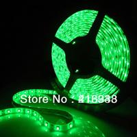 LJY LED!Waterproof Yellow LED Strip Decoration 3528 SMD 300LED 5M Flexible Lamp Light DC12V