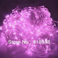 New Purple 10M 220V 100 LED String Decoration Light For Christmas Party Wedding