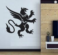 Free shipping Wall Decal Wall Stickers Wall  Decoration Vinyl Removable Art Mural KYLIN d-106