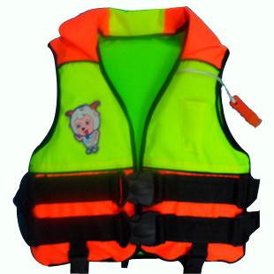 Child life vest child swimwear professional life jacket