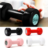 Dumbbell alarm clock gift small gift boys birthday gift female yiwu