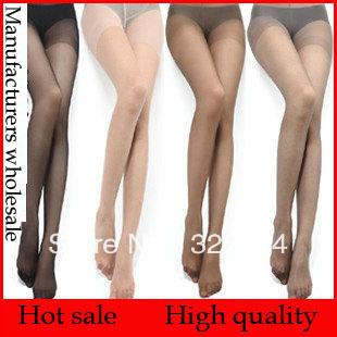 Free Shipping hot sale Women Sexy Ultra-Thin,lowest price,transparent,free size,Core-spun Yarn,pantyhose Filar Socks