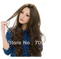 Fashion 3 color Synthetic Hair full lace front wig for woment gift free shipping+drop shipping