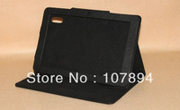 New Arrival! Freeshipping Original Cube 10.1inch U30GT leather case cover 2 colors black/rose red