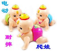 Small crawling baby gift
