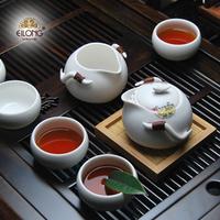 Ceramic tea set kung fu tea set tea set