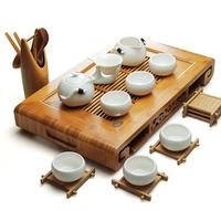 Kung fu tea set ceramic teaberries tea set combination of love for all seasons