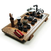 Tea set wenge tea cooker yixing tea set -