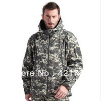 Free shipping! TAD V 4.0 Men Outdoor Hunting Camping Waterproof Coats Jacket ACU