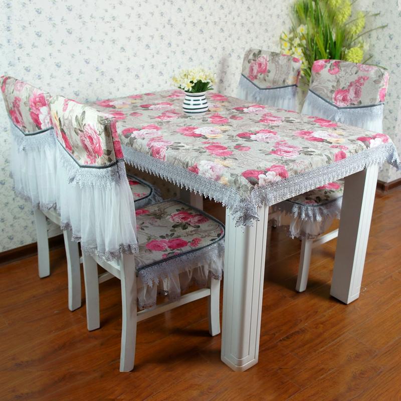 Fashion Luxury Dining Table Cloth