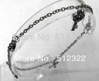 DK202712 brancelet Fashion Hand chain WHITE with key