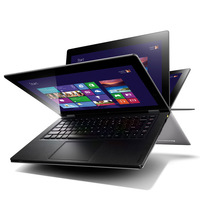 Lenovo lenovo yoga13-ifi i5-3337u flip the flat panel laptop