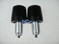 CNC Racing Handle Bar Ends Black for Honda CBR 1100XX BLACKBIRD ST1300/ST1300A Free shipping