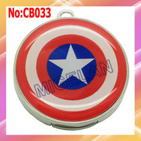 wholesale hot Captain America style usb flash disk 1GB 2GB 4GB 8GB 16GB 32GB 64GB usb flash drive #CB033