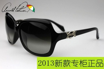 2013 take an umbrella Women driver mirror sunglasses polarized fashion mirror ap1593 ar coating