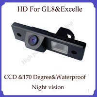 car  backup camera CCD night nision Wire car back camera rear For GL8 Excelle car parking camera