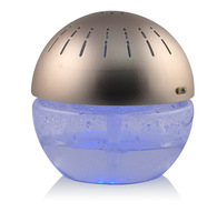 Multifunctiton air ionizer purifier with fragrance diffuser