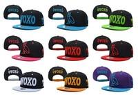 Ovoxo hat bboy hip-hop hat ovoxo snapback adjustable baseball cap hiphop14