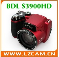 Cheapest   Mini DSLR cheap camera S3900HD 16.0MP CMOS 21x optical zoom 5x digital zoom Anti shake free shipping