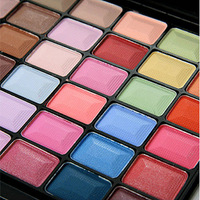 DANNI dany 48 color eye shadow box of inferior smooth plate color plate send eye shadow makeup mirror + two eye shadow brush
