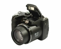 "2012 Latest DC-D5000 DSLR digital camera,16M CCD 21X optical zoom and 3.0""color LCD Sony 128MB Flash memory Free Shipping"