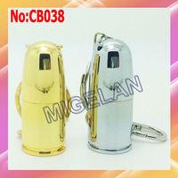 Free shipping wholesale Bullet model usb flash disk 1GB 2GB 4GB 8GB 16GB 32GB 64GB usb flash drive #CB038