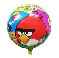 Free shipping  wholesale 50pcs/lot aluminum foil helium balloons cartoons balloons,ballons decoration
