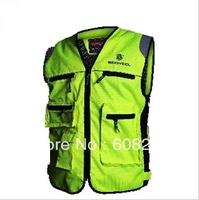 2013  Wholesale Motorcycle reflective vest / reflective clothing / upscale Knight night security service
