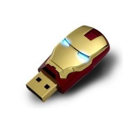 Full Capacity 4GB/8GB/16GB/32GB/64GB/128GB New ironman model USB 2.0 Flash Memory Drive Stick/Pen/Thumb