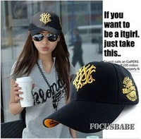2013 Popular Nice adult caps children hats baseball cap visors 3 colors Free Shipping