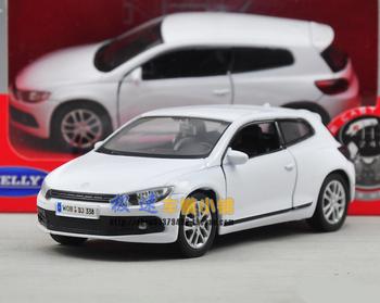 free shipping, Wyly WARRIOR volkswagen scirocco double door gift alloy car model