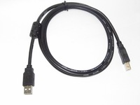 Usb2.0 printer cable copper printer cable printer data cable belt magnetic ring