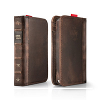 Wholesale 100/lot New arrival Retro Book Design Flip Book Leather Wallet case Samsung Galaxy SIII i9300  S3