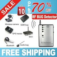 Free shipping GSM ,RF SIGNAL DETECTOR1!