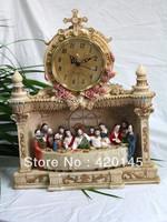 Religious figurine christian handicraft /resin handicraft /religious furnishing/last dinner