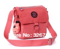2013 new shoulder bag girls backpack leisure package computer bag schoolbag