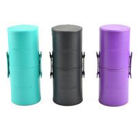 Colorshine cosmetic brush tube brush tube pen storage tube cosmetic tools brush tube